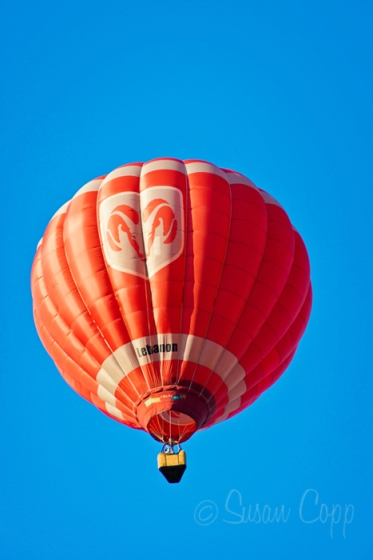 Ram Hot Air Balloon