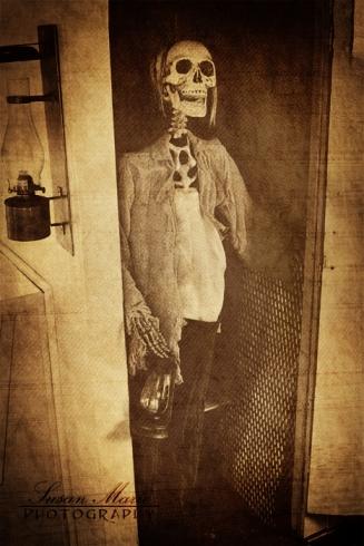 Trainyard Skeleton