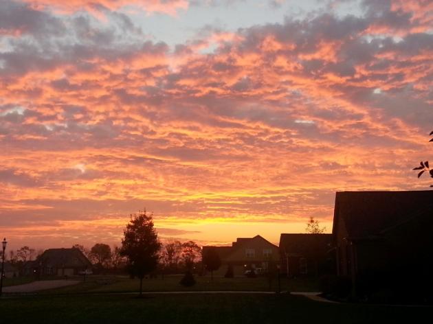 Tyler's Sunrise