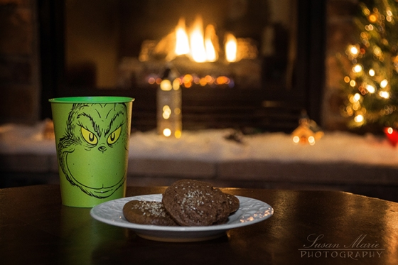 Mr. Grinch & Cookies