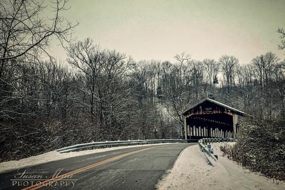 Caesar's Creek Covered Bridge