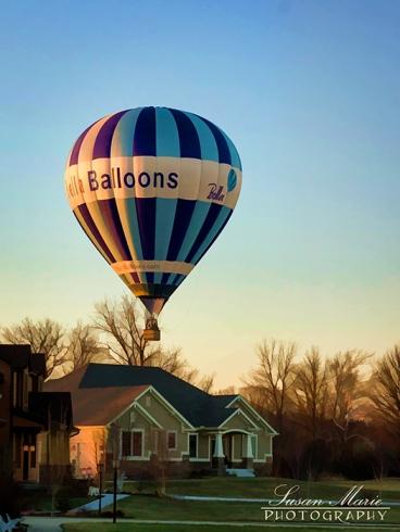 December Balloon