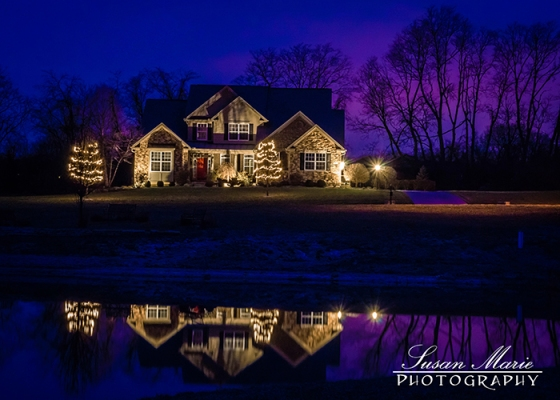 December Reflection