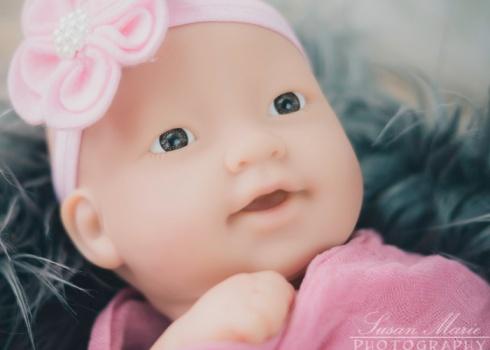 Baby Portrait Practice