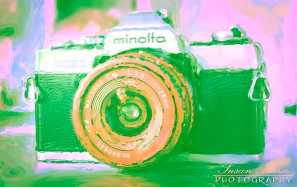 Impressionistic Minolta